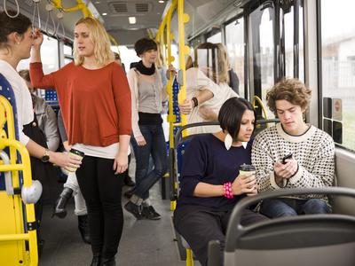 Vie quotidienne des jeunes : mobilité, déplacement, transport